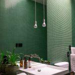 Inspiratie voor kleur in de badkamer