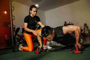 Blijf in shape met personal training Utrecht